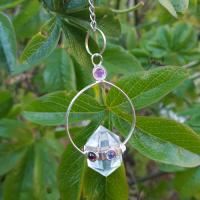 Chakra Gemstone Dowsing Pendulum