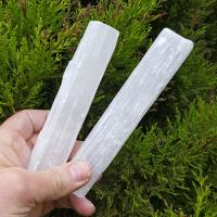 Selenite Crystal Rulers 20cm approx