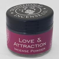 Love and Attraction Powder Incense