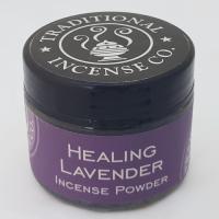 Healing Lavender Powder Incense