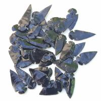 Black Obsidian Arrow Heads 4-6cm