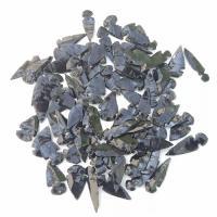 Black Obsidian Arrow Heads - Small 3-4cm