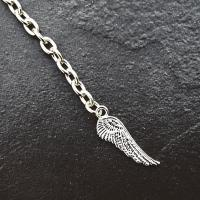 Pendulum Chain with Silver Angel Wing