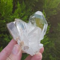Brazilian Quartz Crystal #B1