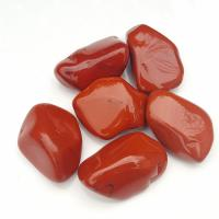 Jumbo Red Jasper tumble stones 4-5cm