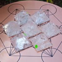 Quartz Crystal Pyramids A Grade 4cm