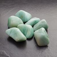 Green Smithsonite Tumble Stones 2-3cm