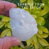 Ulexite Rough Rocks 5-7cm