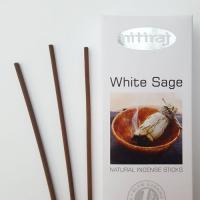 White Sage Nitiraj Platinum Incense Sticks