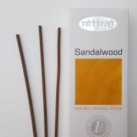 Sandalwood Nitiraj Platinum Incense Sticks