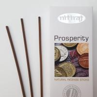 Prosperity Nitiraj Platinum Incense Sticks