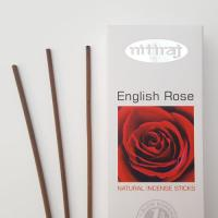 English Rose Nitiraj Platinum Incense Sticks
