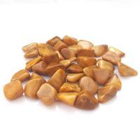 Small Yellow Jasper Tumble Stones 1-1.5cm