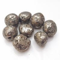 Iron Pyrite Tumble Stones Chispa 2cm