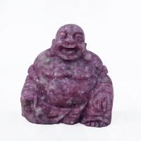 Lepidolite Buddha No1