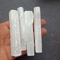 Selenite Crystal Rods 10cm