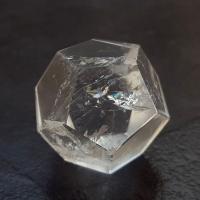 Quartz Crystal Dodecahedron No2
