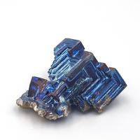 Bismuth Crystal Formation #1