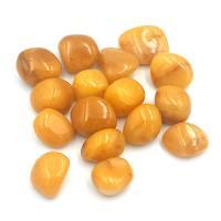 Small Yellow Aventurine Tumble Stones 1-1.5cm
