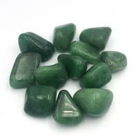 Extra Large Medium Dark Green Aventurine Tumbled Stones