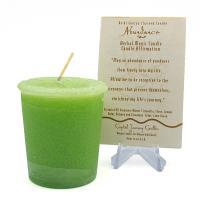 Abundance - Herbal Magic Votive Candle