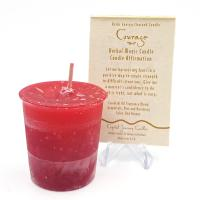 Courage - Reiki Charged Votive Candle