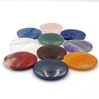 Crystal Discs for Chakras set of 10