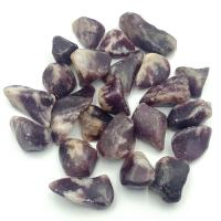 Lepidolite Tumble Stone Crystals C Grade