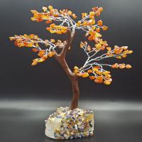 Carnelian Bonsai Gem Tree 200 Stone