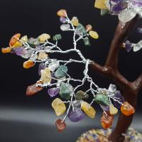 Rainbow Crystal Bonsai Gem Tree 200 Petal