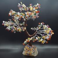 Rainbow Crystal Bonsai Gem Tree 500 Petal