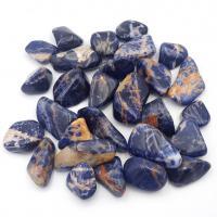 Sodalite Sunset Tumble Stones 2-2.5cm