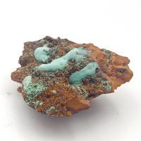Blue Hemimorphite Specimen #11