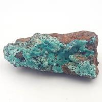 Blue Hemimorphite Specimen #15