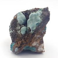 Blue Hemimorphite Specimen #19