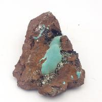 Blue Hemimorphite Specimen #24