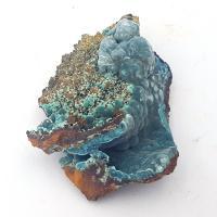 Blue Hemimorphite Specimen #25
