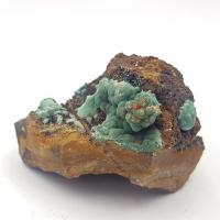 Blue Hemimorphite Specimen #30