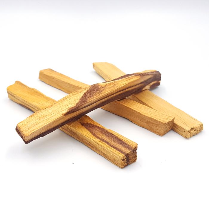 Palo Santo Wood Sticks Pack Of 4 Smudge Incense