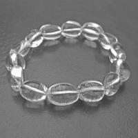 Clear Quartz Nugget Bracelet