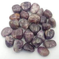 Lepidolite Tumble Stone Crystals A Grade