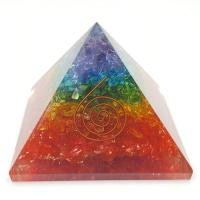 Organite Generator with Chakra Crystals