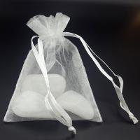 Ivory Organza Pouch