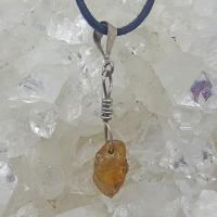 Sphene Crystals Pendant No3