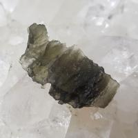 Genuine Green Moldavite Meteorite #32