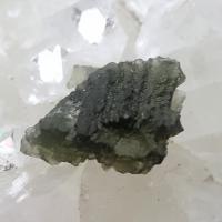 Genuine Green Moldavite Meteorite #36