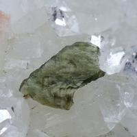 Genuine Green Moldavite Meteorite #47