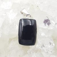 Whitby Jet Pendant No2