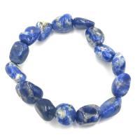 Sodalite Tumble Stone Bracelet