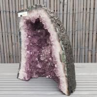Amethyst Geode Cluster Specimen No.G5